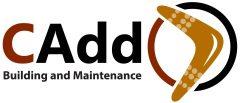 CADD Building logo